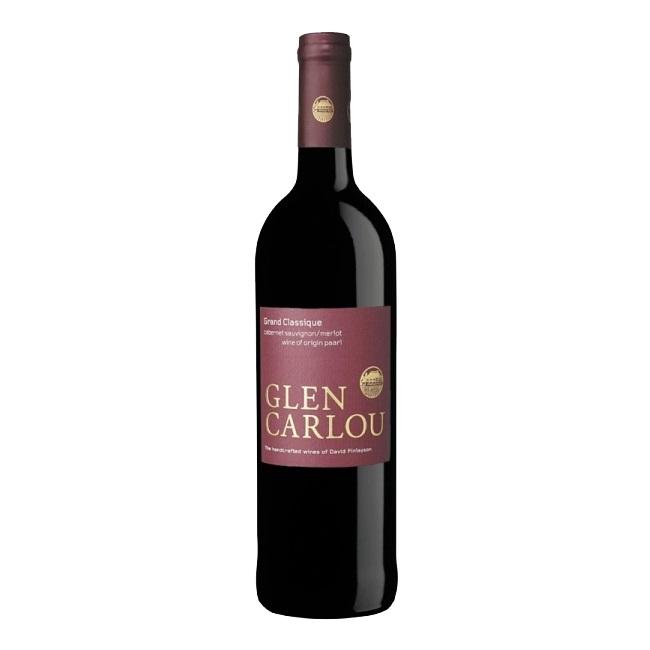 Glen Carlou Grand Classique (Bordeaux Blend)