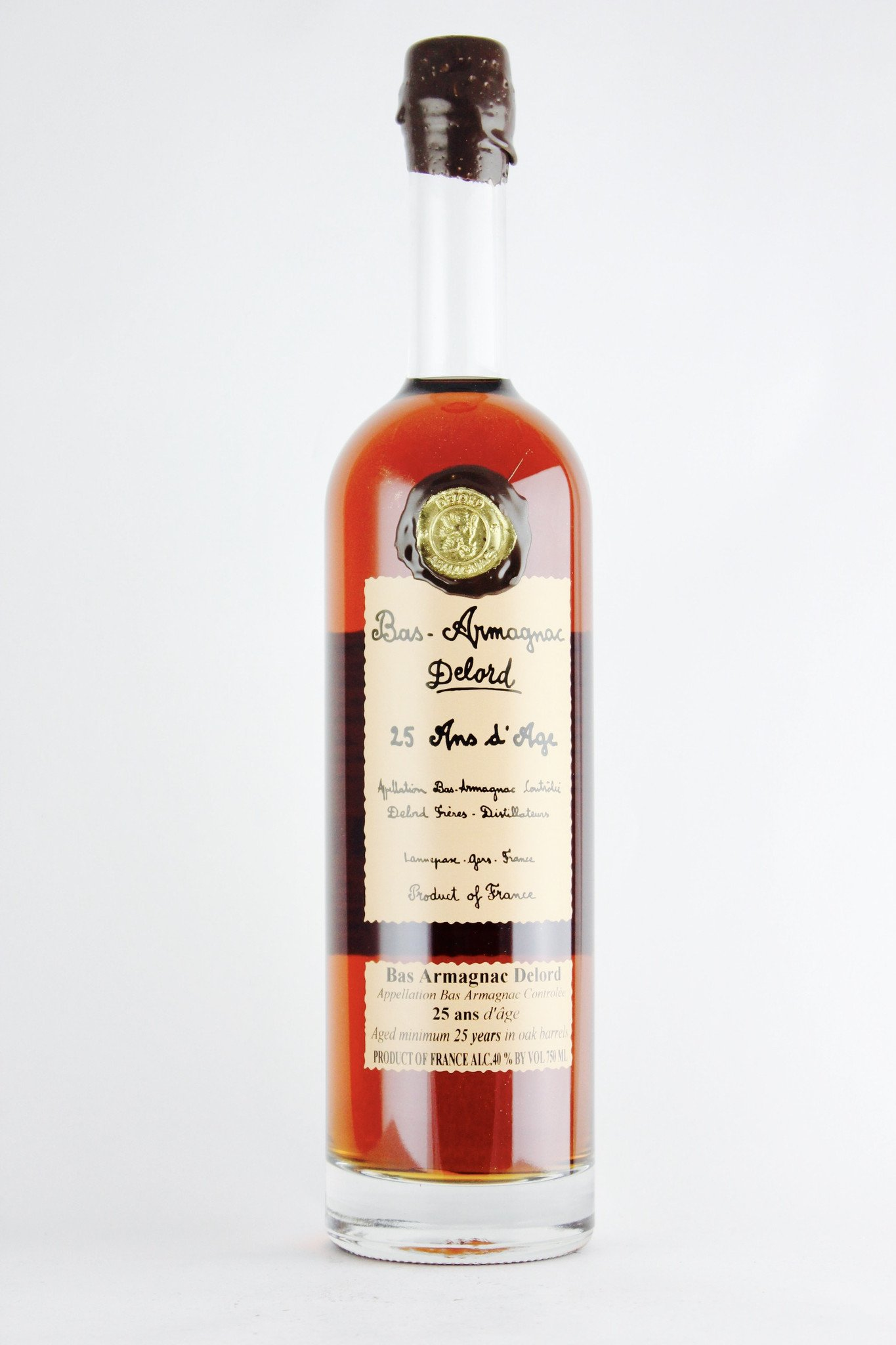 Bas-Armagnac Delord 25 Years