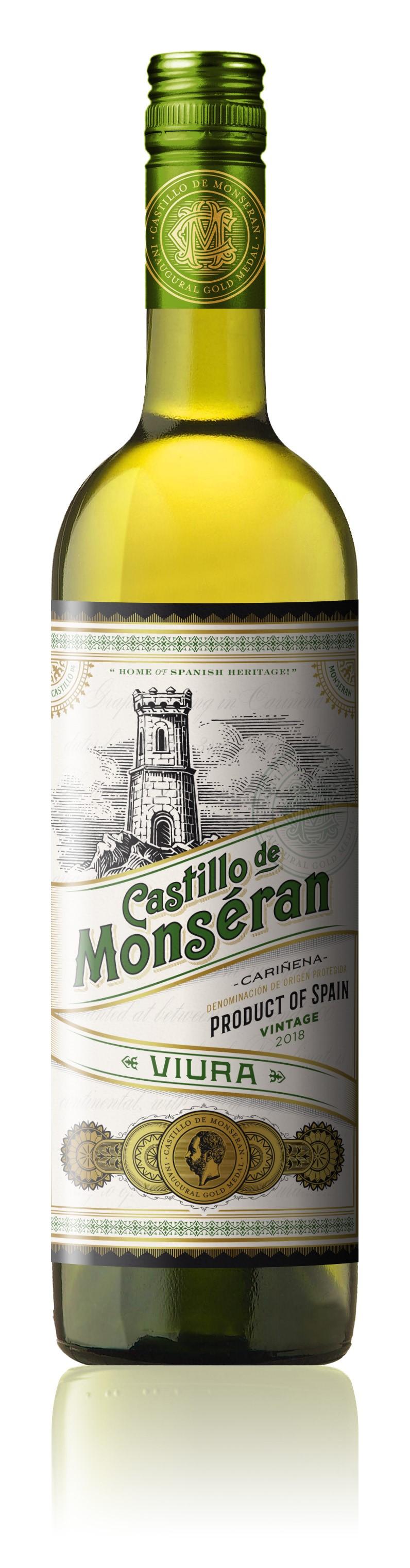 CASTILLO DE MONSERAN VIURA