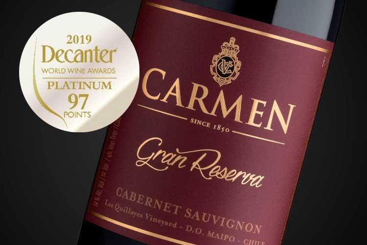 Vina Carmen - Nhà rượu tiên phong của Chile và giá trị vượt thời gian
